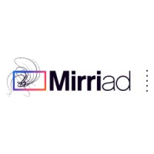 Image result for mirriad logo